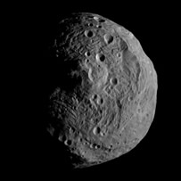 Vesta - NASA Photo